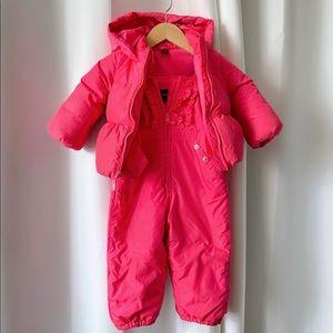 Baby Gap 2-Piece Snowsuit + Winter Jacket